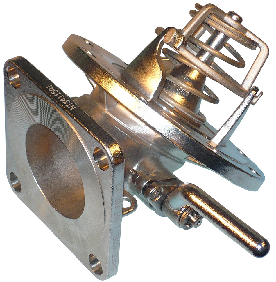 ISO tank parts