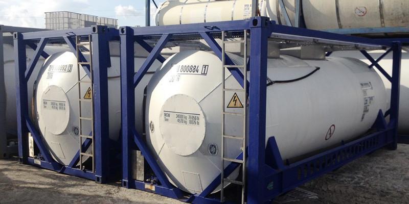 Bulk Liquid ISO tanks
