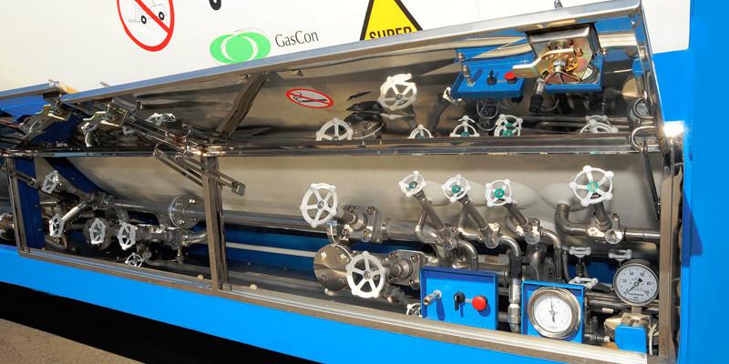 T75 cryogenic tanks
