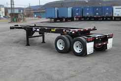 Container chassis