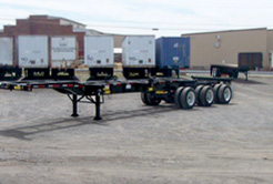 intermodal chassis