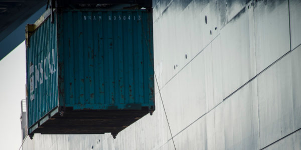 SOLAS container weight