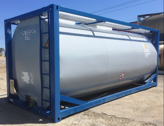 Iso Tank Container Projects Tank Service